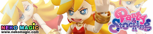 Panty & Stocking with Garterbelt – Panty RIO:bone non scale action figure by Sen ti nel