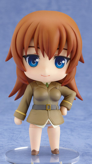 Strike Witches   Charlotte E. Yeager Nendoroid No.205 action figure by Good Smile Company