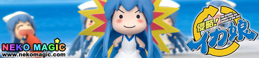 Shinryaku! Ika Musume   Mini Ika Musume minimini breeding kit trading figure by Sol International