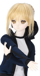 Fate/hollow ataraxia – Saber Alters Swimsuit Set for Dollfie Dream doll by Volks