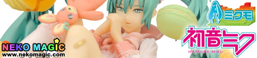 Vocaloid 2 – Hatsune Miku Mikumo Original Collection #03 LOL  lots of laugh  non scale PVC figure by Hobby Stock