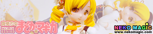 Puella Magi Madoka Magica   Tomoe Mami Magical Girl Ver. non scale GK by Imajun Factory