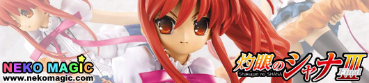 Shakugan no Shana III Final   Shana Casual Ver.1/8 PVC Figur by Toys works