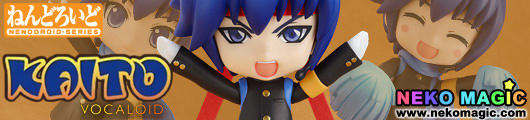 Vocaloid – KAITO Support Ver. Nendoroid No.202 action figure by Good Smile Company