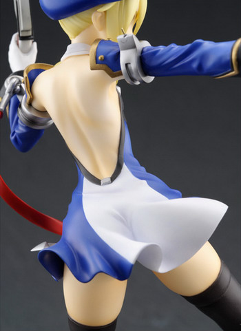 Queen's Gate – Successior of the Blue Noel Vermillion 1/8 PVC figure by Hobby Japan