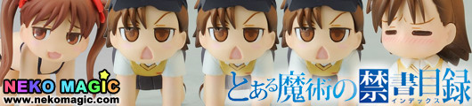 A Certain Magical Index   Misaka mori 2 trading figure by Kotobukiya