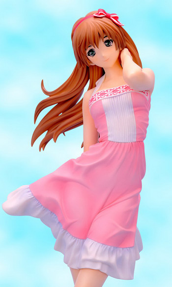 Yasumi chan Series   Yasumi chan Sunday  Ice Cream Colored Summer Holidays  Strawberry 1/6 GK by Kurushima