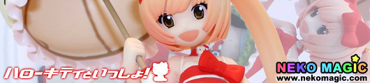 Together with Hello Kitty! – Nekomura Iroha non scale PVC figure by Milestone