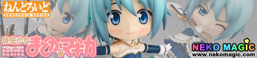 Puella Magi Madoka Magica – Miki Sayaka Nendoroid No.209 action figure by Good Smile Company