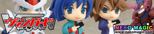 Cardfight!! Vanguard Nendoroid Plus trading figure by Good Smile Company