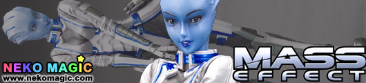 Mass Effect – Liara TSoni 1/7 PVC figure by Kotobukiya