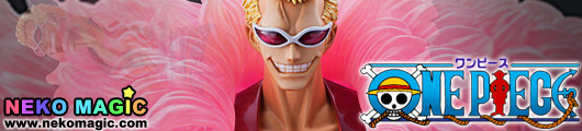 One Piece – Don Quixote Doflamingo non scale PVC figure by Megahouse