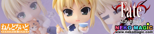 Fate/stay night – Saber Nendoroid action figure by Hobby Japan