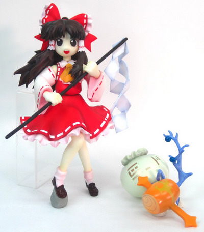 Touhou Project – Hakurei Reimu Undefined Fantastic non scale PVC figure by Pink Company