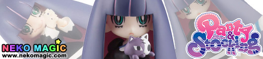 Panty & Stocking with Garterbelt – Stocking RIO:bone non scale action figure by Sen ti nel