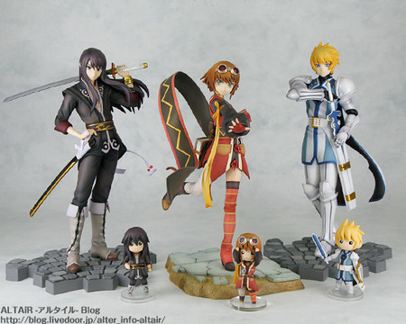 Tales of Vesperia   Rita Mordio 1/8 PVC figure by Alter
