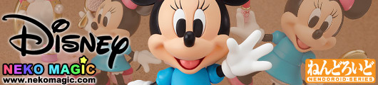 Walt Disney   Minnie Mouse No.232 action figure by Good Smile Company