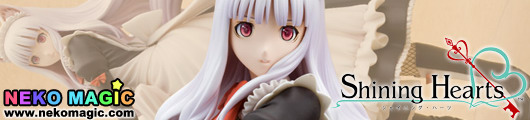 Shining Hearts – Rona Awaken version 1/8 PVC figure by Kotobukiya