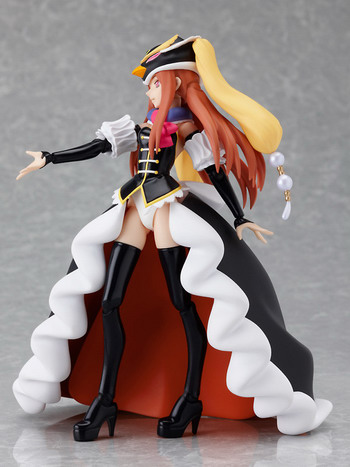 Mawaru Penguindrum – Princess of the Crystal figma 134 action figure by Max Factory