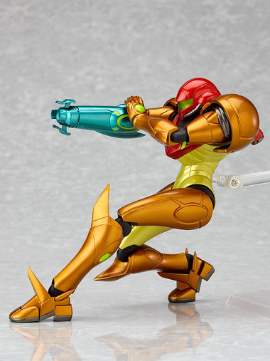 METROID Other M – Samus Aran figma 133 action figure by Max Factory
