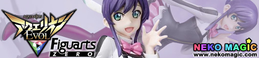 Aquarion Evol   Mikono Suzushiro non scale PVC figure by Bandai