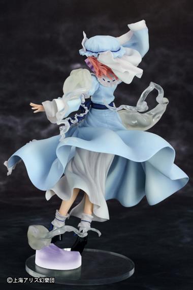 Touhou Project   Saigyouji Yuyuko Ver.2 1/8 PVC figure by Griffon Enterprises
