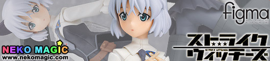 Strike Witches –Sanya V. Litvyak figma 142 action figure by Max Factory