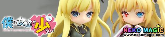 Boku wa Tomodachi ga Sukunai – Twin Pack Kawashizaki Sena & Hasegawa Kobato non scale PVC figure set by Phat! company