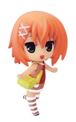 Yuzu Soft Figure Collection Vol. 2 trading figures by Toy's Planning