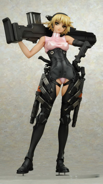 Pieces 2 PhantomCats   Iris Hallett 1/6 PVC figure by Yamato