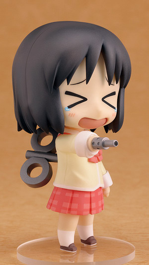 Neko Magic: Anime & Figure News - Nichijou – Shinonome ...