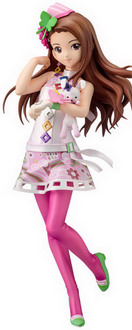 The Idol Master – Hagiwara Yukiho Vital Sunflower Ver. 1/7 PVC figure by Megahouse