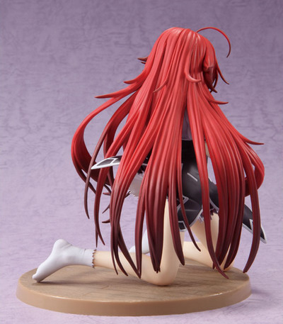 High School DxD   Rias Gremory Senpai no Oppai Hitorijime 1/8 PVC figure by Toys works