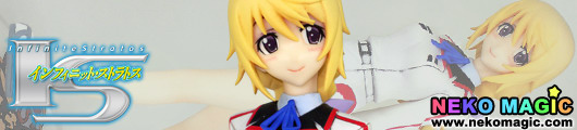 IS (Infinite Stratos) – Charlotte Dunois 1/8 Polystone figure by Amie Grand