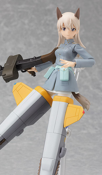 Strike Witches –Eila Ilmatar Juutilainen figma 149 action figure by Max Factory