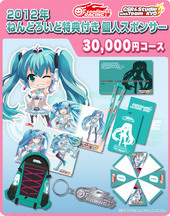 Vocaloid 2 – Racing Miku 2012 Ver. Nendoroid action figure by GoodSmileRacing