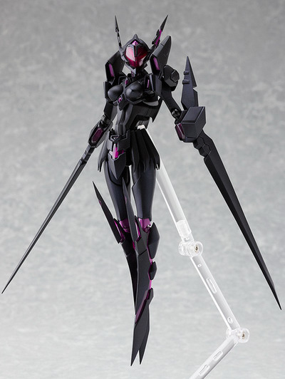 Accel World – Black Lotus figma 152 action figure by Max Factory