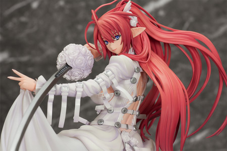 Jingai Makyo – Ignis of the endless winter 1/7 PVC figure by Orchidseed
