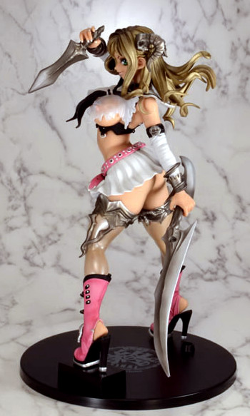 Pink Goat Daughter – GAL Mako Avatar of Satanachia 1/6 PVC figure by BEAT