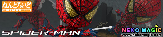 The Amazing Spider Man – Spider Man Heros Edition No.260 action figure by Good Smile Company