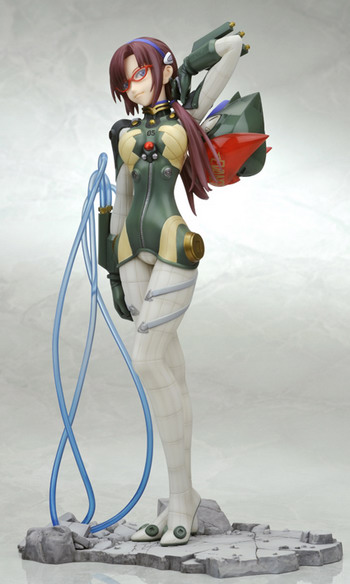 Evangelion 2.0 You can (not) Advance – Makinami Mari Illustrious Plug Suit Sytle 1/7 PVC figure by Kotobukiya