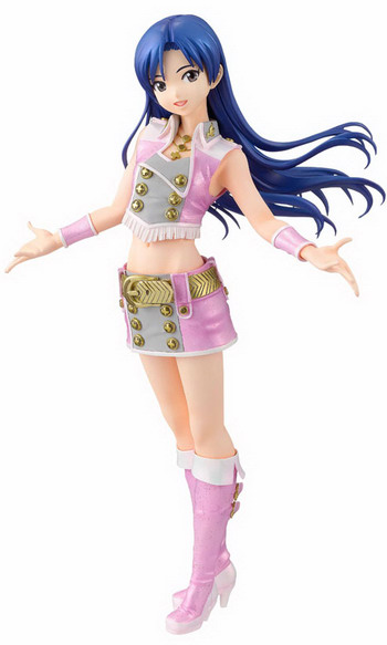 THE iDOLM@STER – Kisaragi Chihaya 1/7 PVC figure by Megahouse