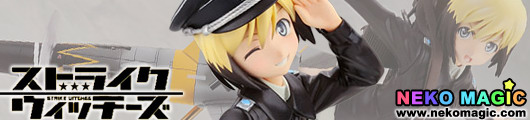 Strike Witches – Erica Hartmann 1/8 PVC figure by Alter