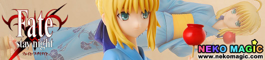 Fate/stay night – Saber Yukata Ver. 1/8 PVC figure by FREEing
