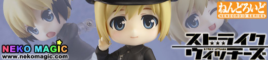 Strike Witches – Erica Hartmann Nendoroid No.269 action figure by Good Smile Company
