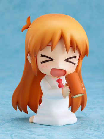 Nichijou – Hakase Nendoroid No.270 action figure by Good Smile Company