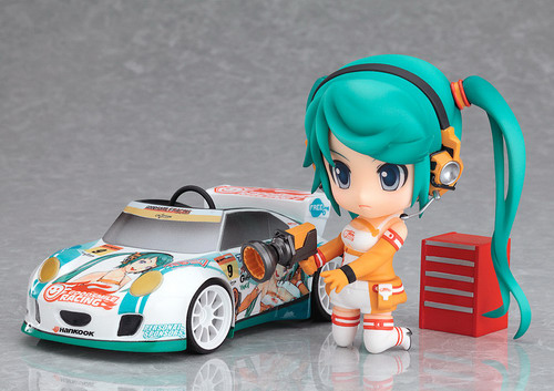 Vocaloid 2 – Racing Miku 2010 Ver. Returns Nendoroid No.109b action figure by GoodSmileRacing