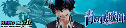 Blue Exorcist   Okumura Rin 1/8 PVC figure by Megahouse