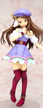 The Idol Master – Futami Ami Ryugu Komachi Ver. 1/8 PVC figure by WAVE