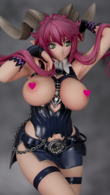 The Seven Deadly Sins   Asmodeus ~Statue of Lust 1/8 PVC figure by Hobby Japan